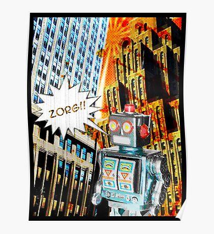 robotic Poster