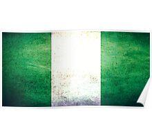 Nigeria - Vintage Poster