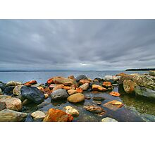greenwich bay Photographic Print