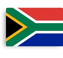 South Africa - Standard Canvas Print
