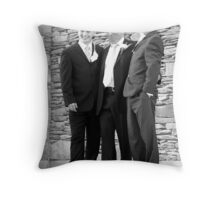 Personal Wedding Photography Throw Pillow