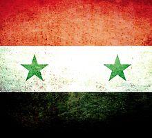 Syria - Vintage by Sol Noir Studios