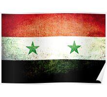 Syria - Vintage Poster