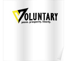 Voluntary Life! Poster