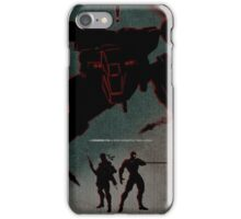 Cornered Fox iPhone Case/Skin