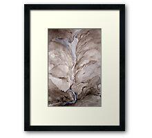 Mystic Ravine Framed Print