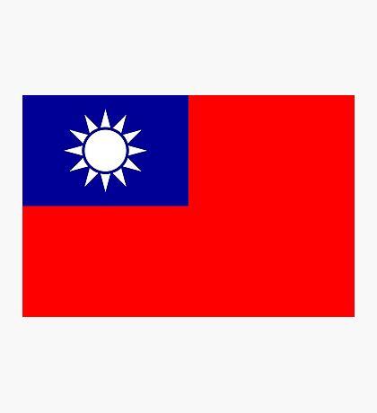 Taiwan - Standard Photographic Print