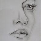 THE FACE by teresa robinson