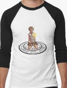 Halo of the Sun Men's Baseball ¾ T-Shirt