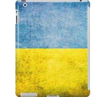 Ukraine - Vintage iPad Case/Skin