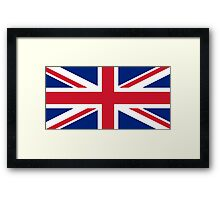 United Kingdom - Standard Framed Print