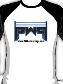 Pro Wrestilng Ponderings Logo T-Shirt