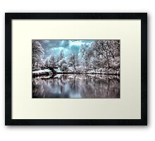 Afternoon on the Canal Framed Print