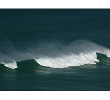 great waves Photographic Print
