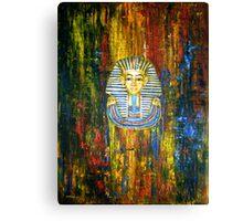 Mask of Tutankhamun Canvas Print