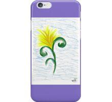 spring flower iPhone Case/Skin
