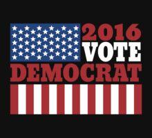 Vote democrat Kids Clothes