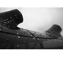 Our proud and modern ocean liner Photographic Print