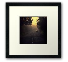 6:30AM Framed Print