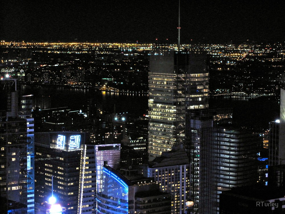 Top of the Rock by RTurley