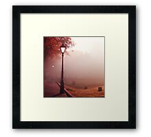 That Autumn Feeling Framed Print