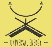 Universal Energy - Typography and Geometry Kids Clothes