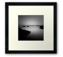 Rising Tide Framed Print