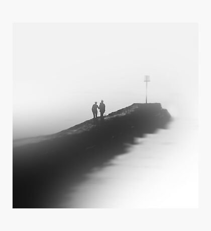 Brouillard Photographic Print