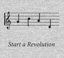 Start a Revolution by CoppersMama
