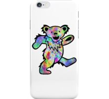Grateful Dead Dancing Bear Trippy iPhone Case/Skin