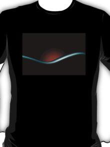 Fender Stratocaster In Blue Sparkle Curves T-Shirt