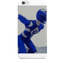 Mighty Morphin Blue Ranger iPhone Case/Skin