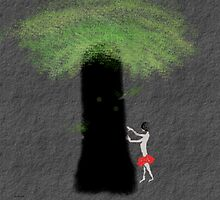 Under the Greeen Wood by mindprintz