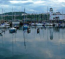 Boats On Stilts by EarlCVans