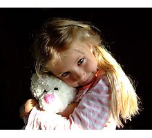 Favourite Toy Photographic Print