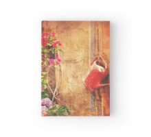 Outdoor Still Life - Vintage Hardcover Journal