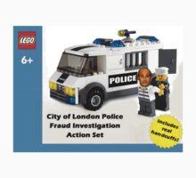 Lego - City of London Police by thatdavieguy