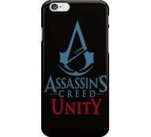 Assassins Creed Unity Logo iPhone Case/Skin