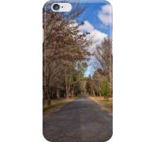 Hill End NSW Australia iPhone Case/Skin