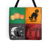 Halloween - 4 Boxes 2 Tote Bag