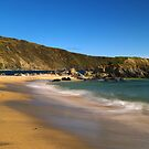 Norwick Beach by Gary Buchan