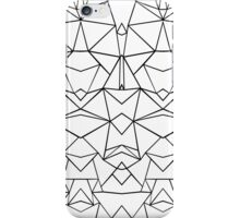 Abstraction Mirrored iPhone Case/Skin
