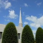 The Preston Temple, July 2015 by kathrynsgallery