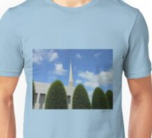 The Preston Temple, July 2015 Unisex T-Shirt