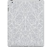 Abstract Lace iPad Case/Skin