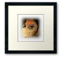laurie Framed Print