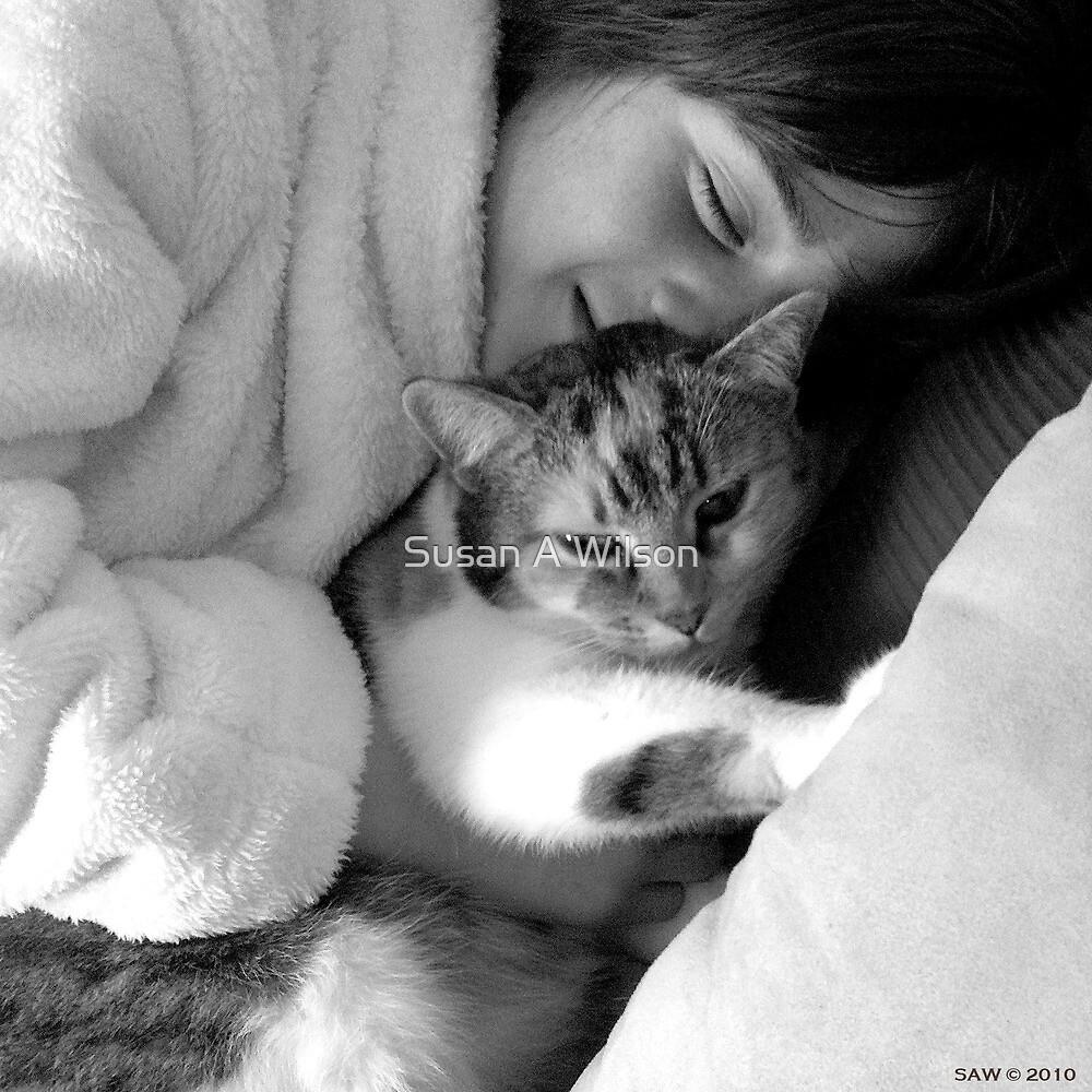 Hugs by Susan A Wilson