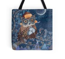 Night time dreamer Tote Bag