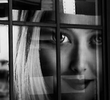 Looking at you  by Miron Abramovici