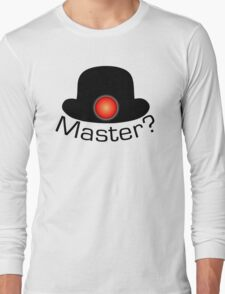 Bowler Hat Army Long Sleeve T-Shirt
